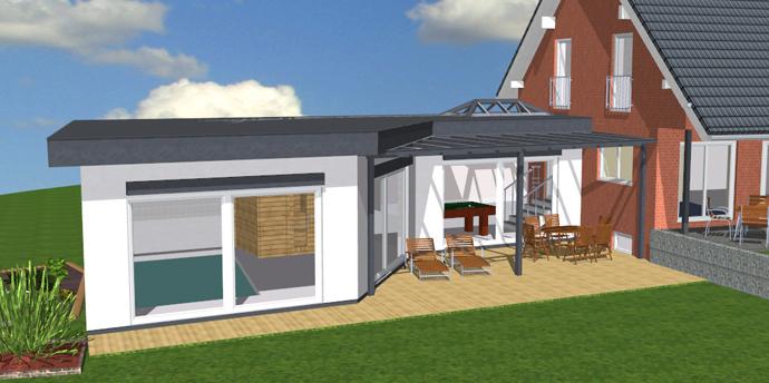 haus2 mehr raumgewinn wohnen winterg rten. Black Bedroom Furniture Sets. Home Design Ideas